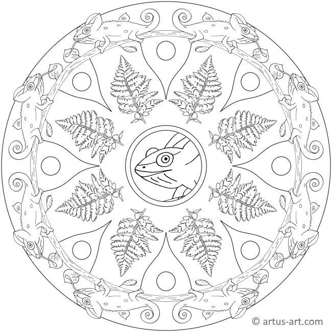 Chameloen Mandala