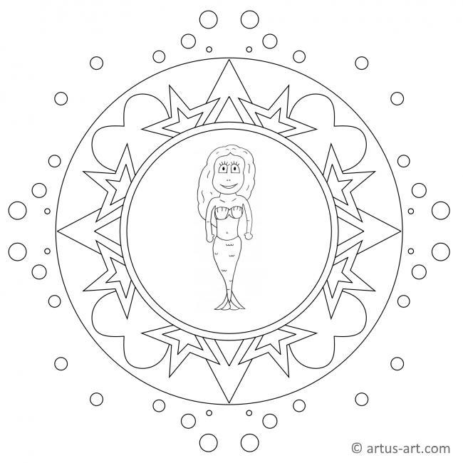 Bubble Mandala