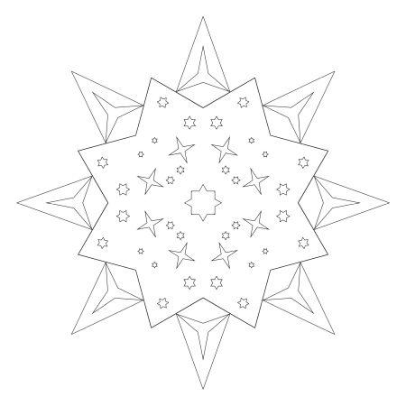 Star Mandalas