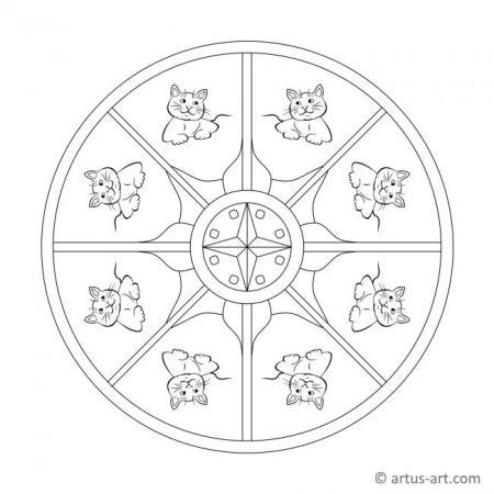 Kater Mandala