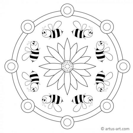 Mandala Animals