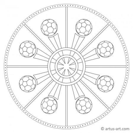 Ball Mandala
