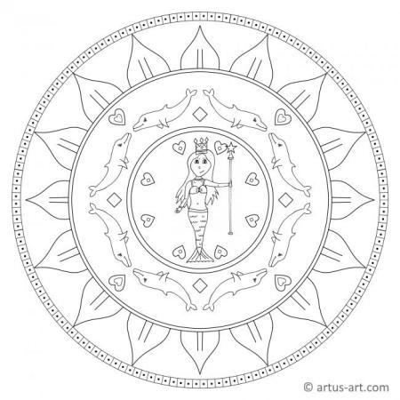 Nixe Mandala