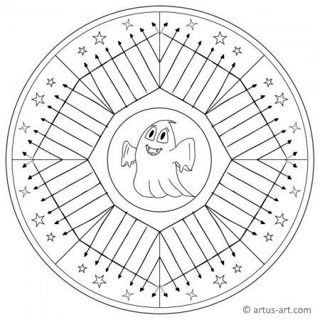 Ghost Mandala