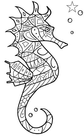 Fish Mandalas
